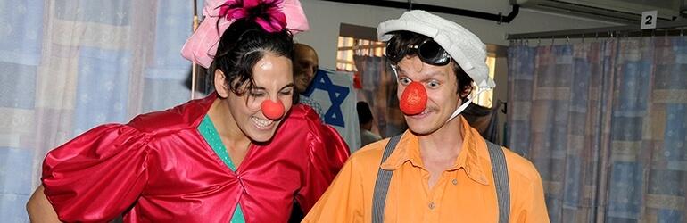 Лечение детей в Израиле, Детская клиника Сорока